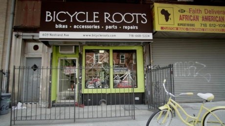 Bicycle Roots is open to help with all your cycling needs